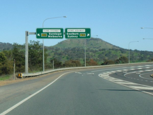 Road Trip | The Hume Highway | Sydney to Melbourne