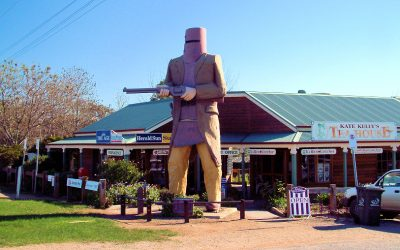 Glenrowan | What to see and do in Glenrowan | Ned Kelly Country