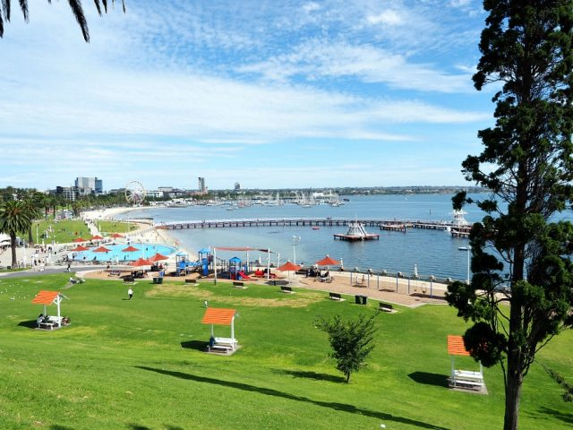 Geelong Foreshore Has Been Spruced Up And Now Is Family Friendly With A Foreshore Walk, Parklands For Picnics And Inviting Ocean Lapping White Sandy Beaches.