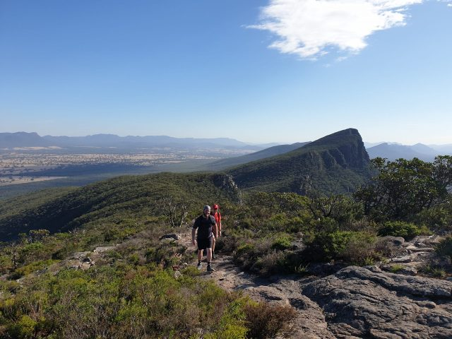 The Grampians In Victoria Have Many Hikes Which Offer Great Views To The Great Dividing Range And More.