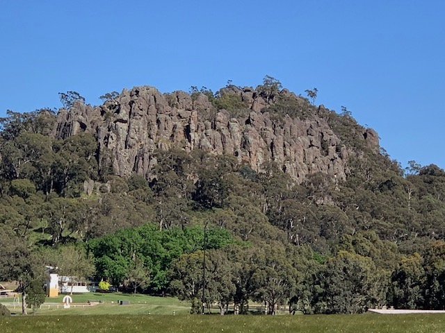 Picnic At Hanging Rock, Victoria