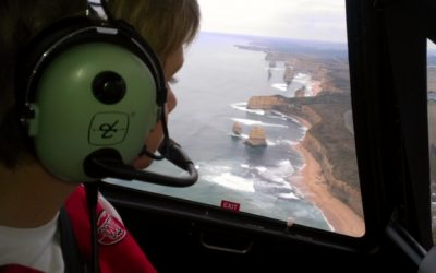 Great Ocean Road by Helicopter