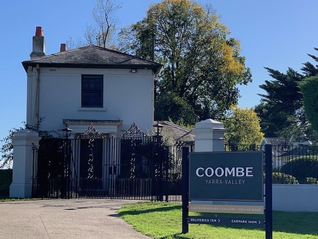 Coombe Estate In The Yarra Valley Was The Home Of Dame Nellie Melba And It Is Found At Coldstream On The Melba Highway.
