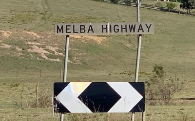 Melba Highway Road Trip – Lilydale to Yea and Vice Versa