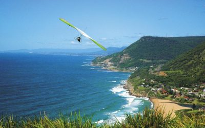 Stanwell Tops and the Sea Cliff Bridge | An easy Day Trip from Sydney