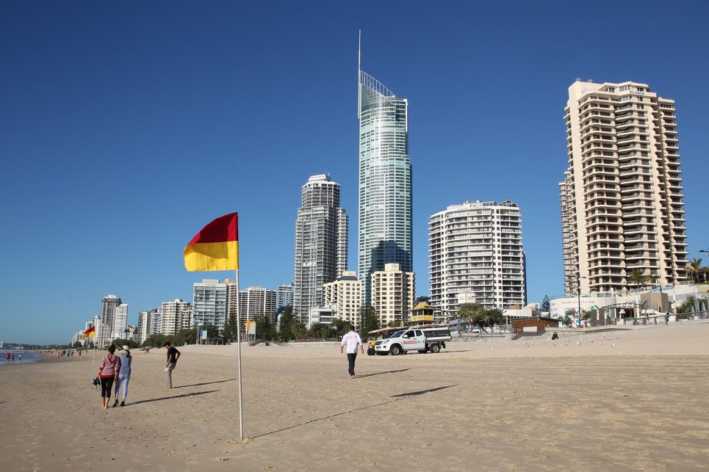 #GoldCoast8-Dayitinerary