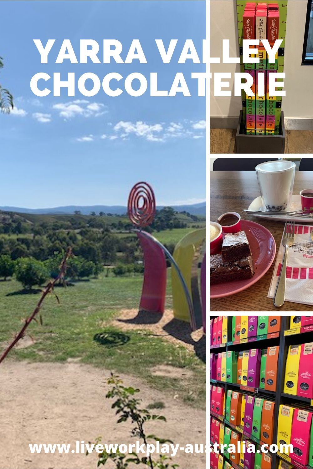 #YarraValleyChocolaterie