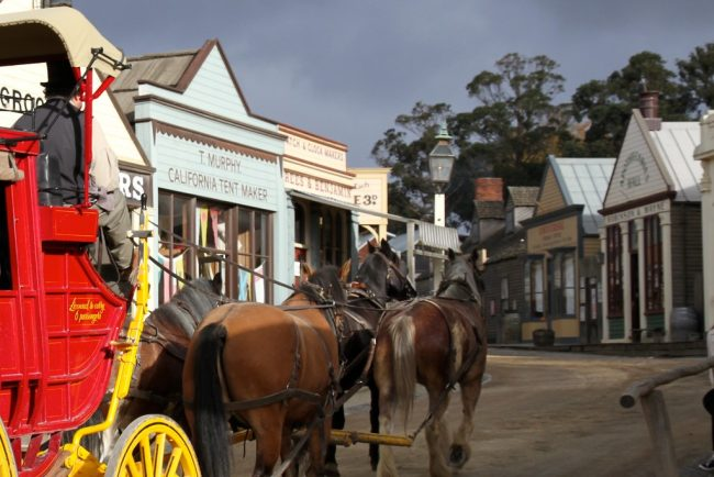 Step Back In Time to the 1800s At Sovereign Hill