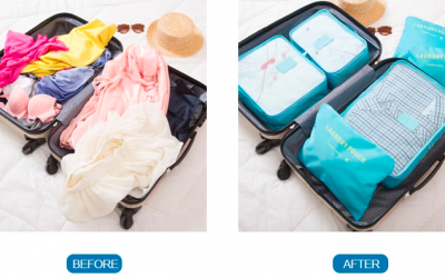 Guide To The Best Packing Cubes for Travel In Australia