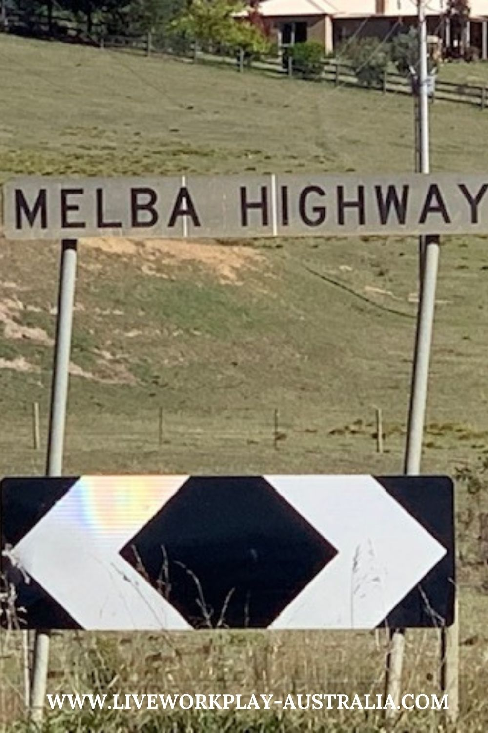 Melba Highway Is A Highway East Of Melbourne Linking Lilydale To Yea.