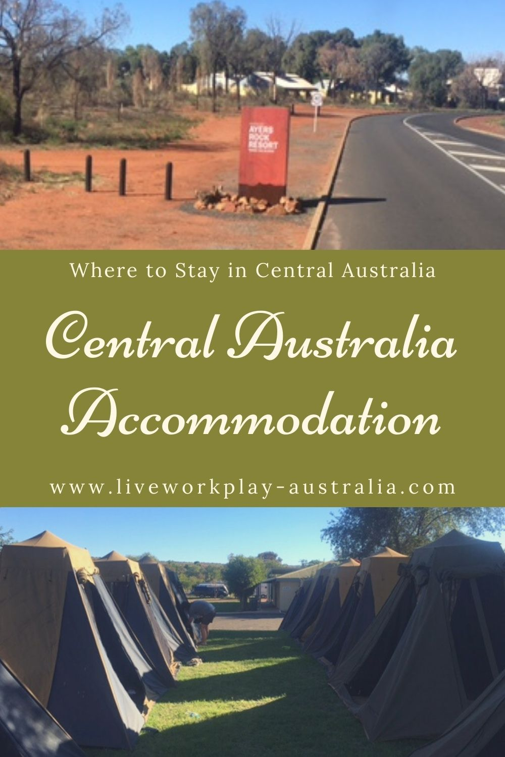 Find Out What Accommodation Is Available In Central Australia.
