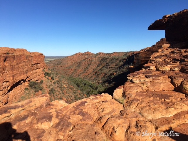 Kings Canyon Is A Massive Canyon Where You Can Walk Around The Rim And See Into The Canyon Below.